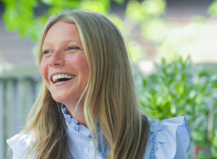 Gwyneth Paltrow aux Hamptons