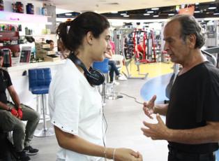 Nibal Arakji: «Mon cinéma est humain»