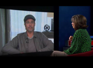 (English) Brad Pitt opens up to CNN