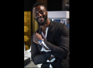 The Other Facet of Aldis Hodge