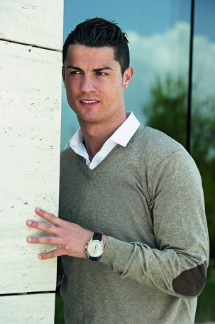Cristiano Ronaldo - TAG Heuer brand ambassador (3)