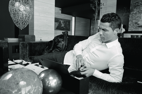 Cristiano Ronaldo - TAG Heuer brand ambassador (5)