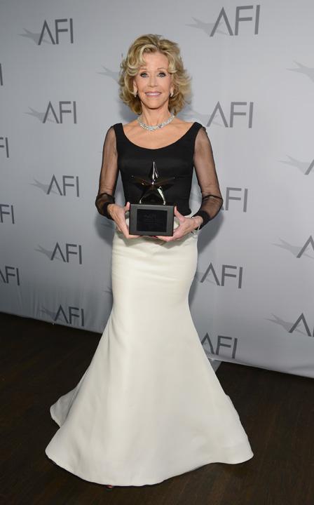 42nd AFI Life Achievement Award Honoring Jane Fonda - Award Presentation