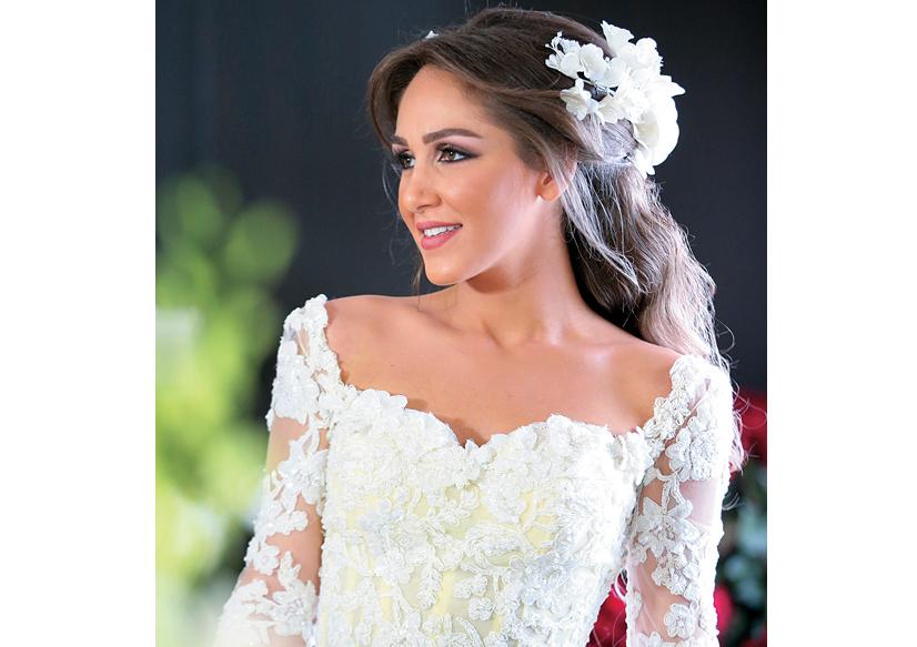 the lavish wedding of rony abou naoum and sara broumana