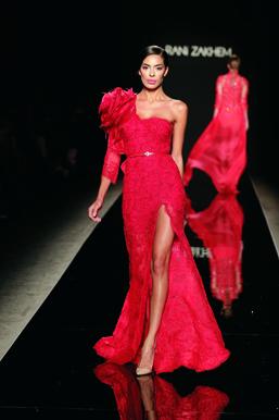 6-Rani Zakhem Metamorphosis- Couture - Rome
