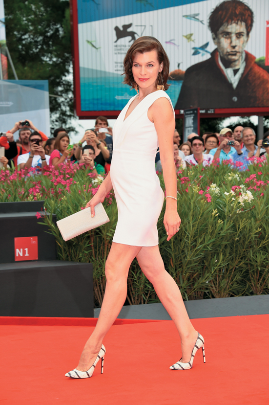 Premieres: 71st Venice Film Festival - Jaeger-LeCoultre Collection