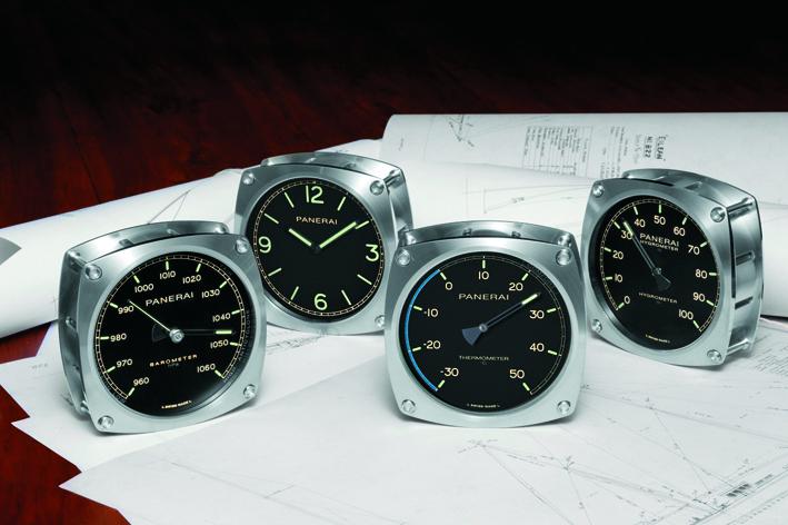 Ref_582_Ref_583_Ref_584_Ref_585_Barometer_Hygrometer_Thermometer_WallClock
