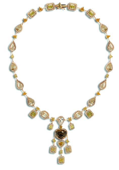 Azar Necklace