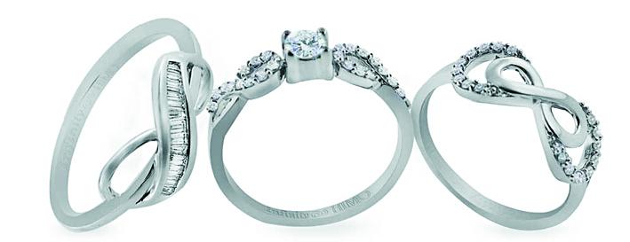Infinity-Diamond-Ring