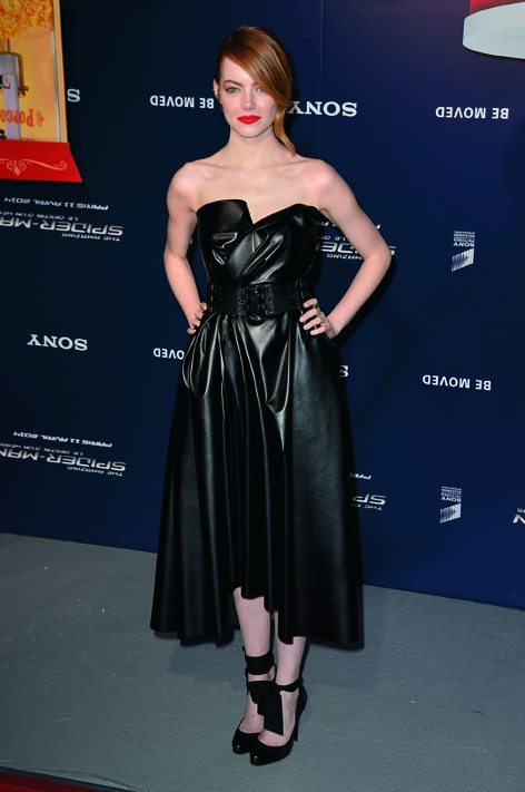 'The Amazing Spider-Man 2' Paris Premiere At Le Grand Rex