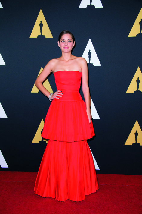 2014 Governors Awards, Arrivals