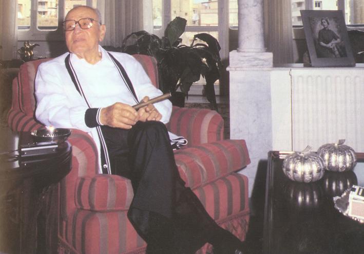 Saeb Salam