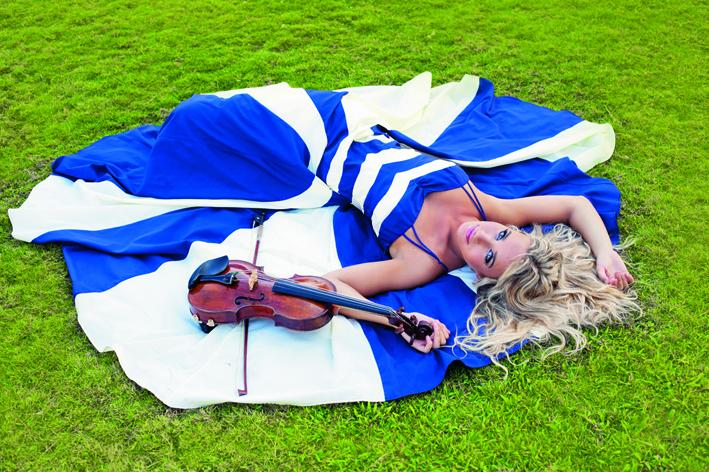 Anna Tifu, violin