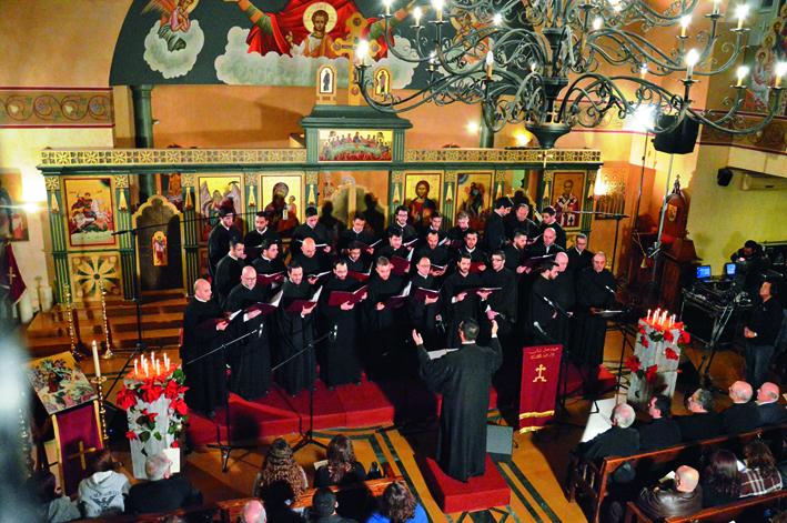 Greek Orthodox Choir