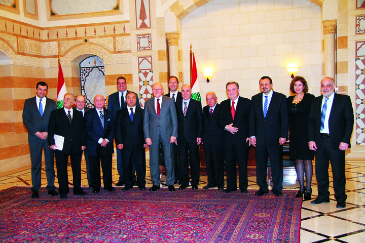 Pr-Minister-Tammam-Salam-meets-a-Delegation-of-Lebanese-Press-Order