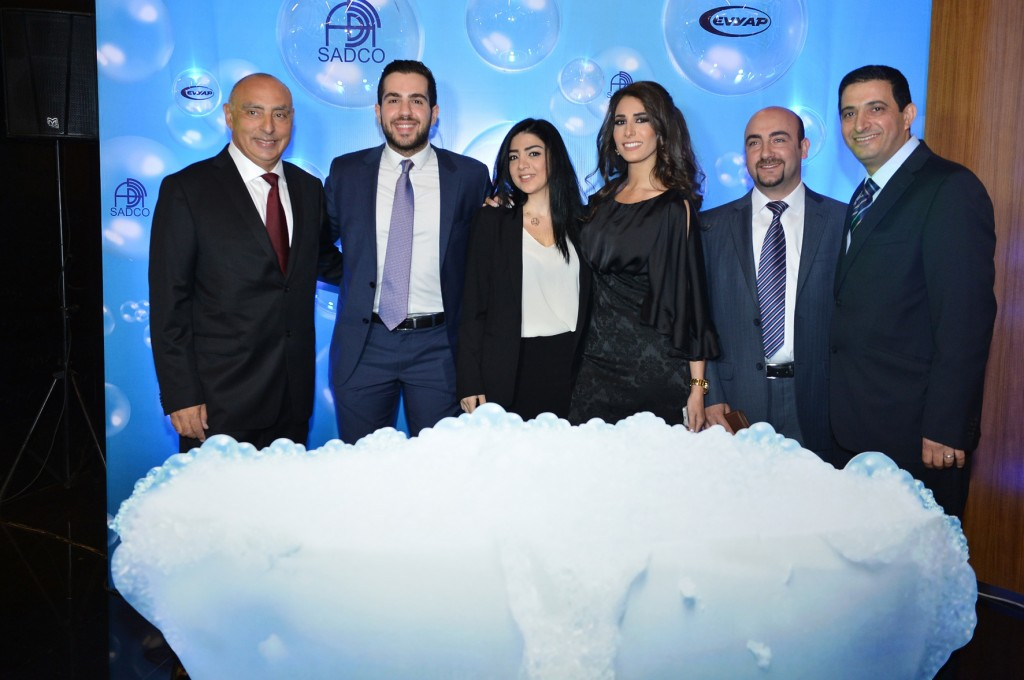 Mr. Adnan Dandan and SADCO board of executives and employees