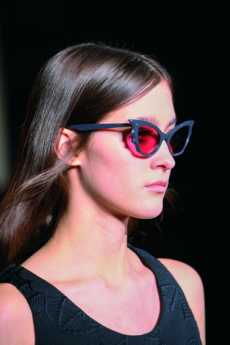 Lunettes solaire -cateye- 2015
