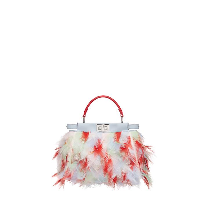 fendi 01 feathers