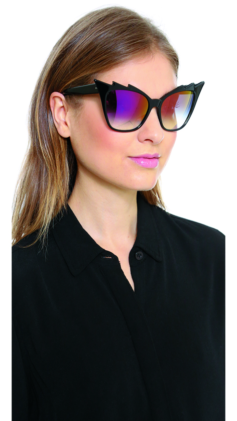 e857baa69f94e3 Lunettes solaire -cateye- 2015 lunettes solaire- papillon- tendance 2015
