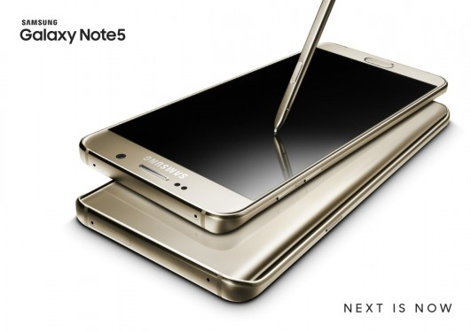 Galaxy Note5 Double_Gold_Gold_2P