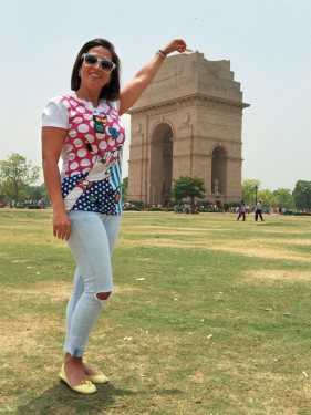 India Gate in New Delhi