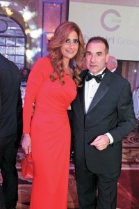 Michelle Gharzouzi, Nassib Nasr