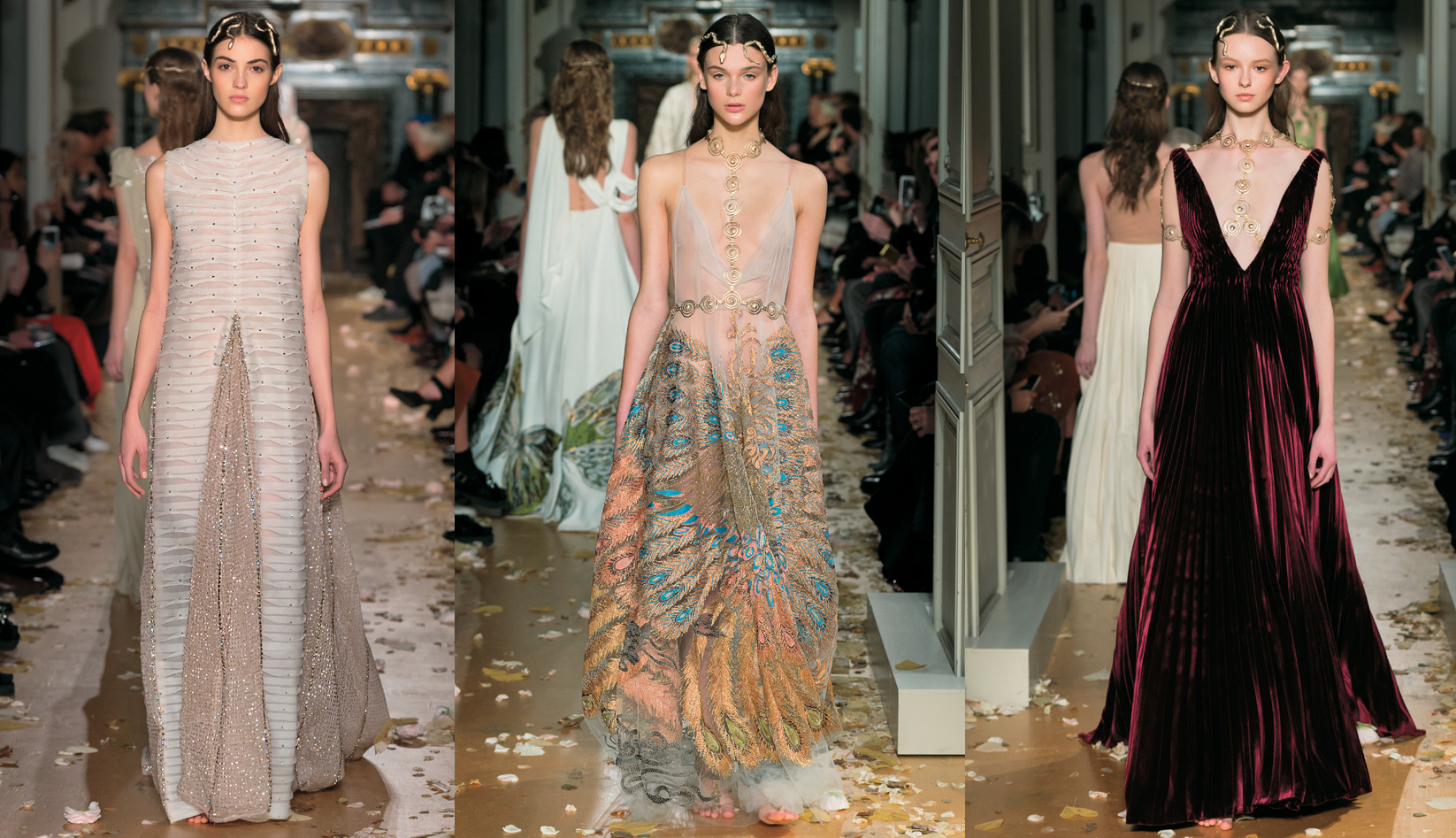 Franzosische Haute Couture Le Manach