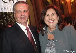 Jacques et Nicole Sarraf