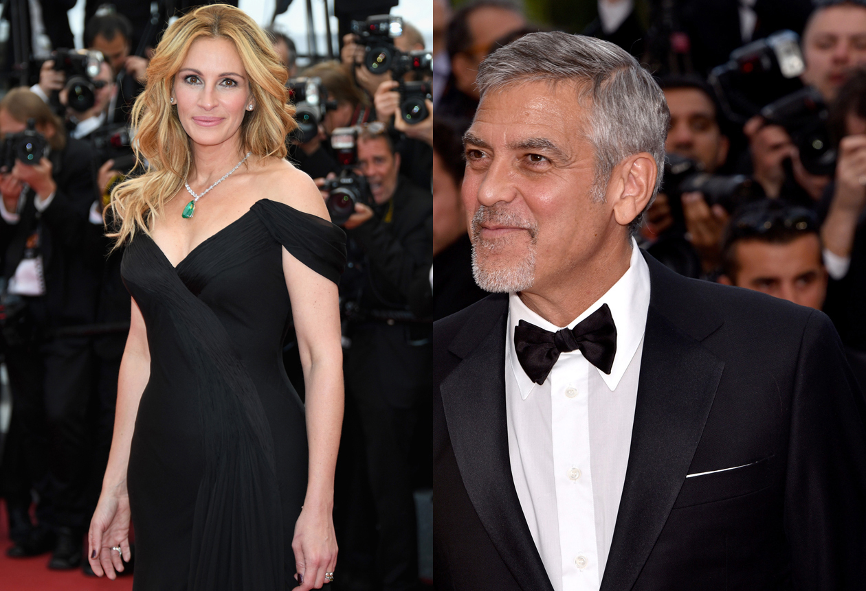 george clooney and julia roberts relationship