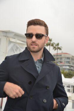 Justine Timberlake vu au Majestic Hotel