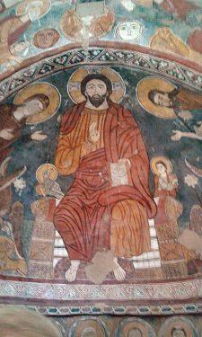 BAHDIDAT - EGLISE MAR-TADROS - LE CHRIST