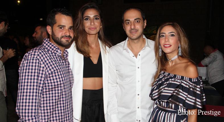 Ziad And Dima Haddad Oriental Dinner Prestige Magazine