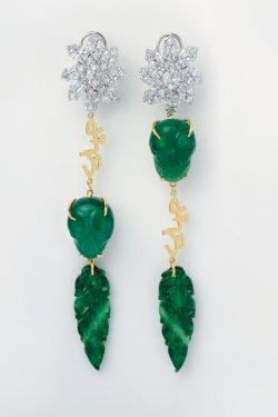 ya-ghali-collection-one-of-piece-2012-earring