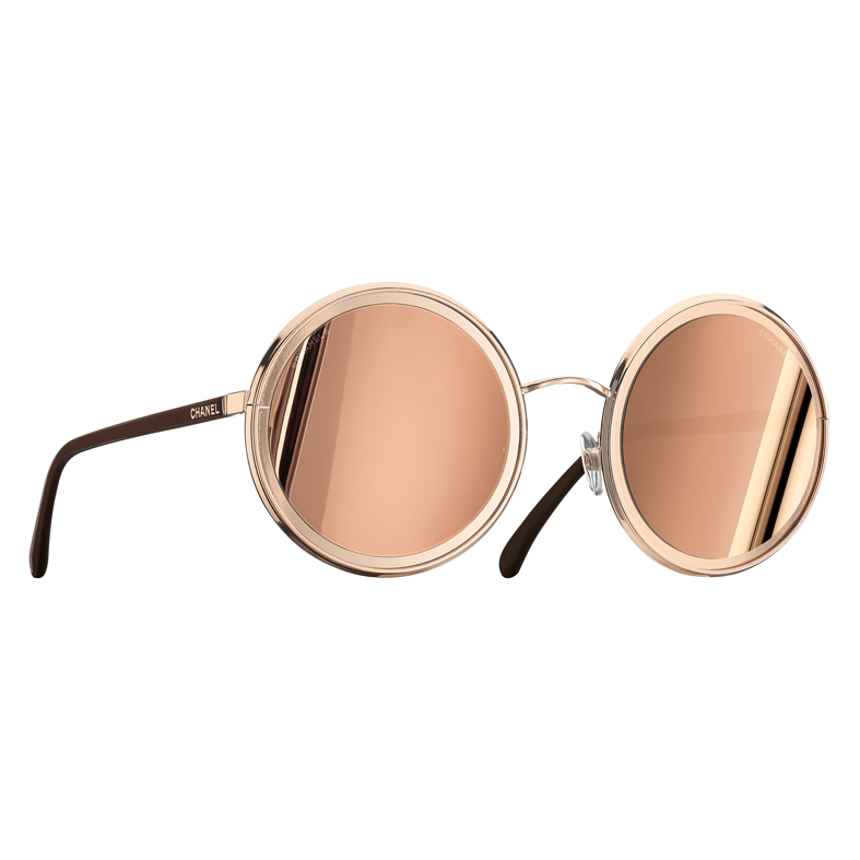 Chanel Spring-Summer 2017 Eyewear Campaign - Prestige Magazine c425dfbf5868