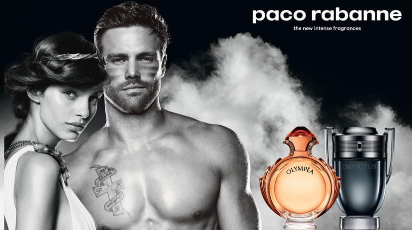 Модель в рекламе пако рабан