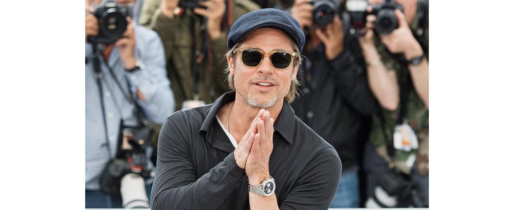 Brad Pitt partners with Leonardo DiCaprio - Prestige Magazine